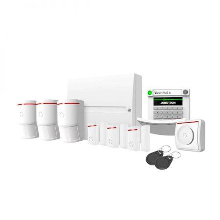 Alarmsysteem kopen in Papendrecht via Ricon Beveiliging